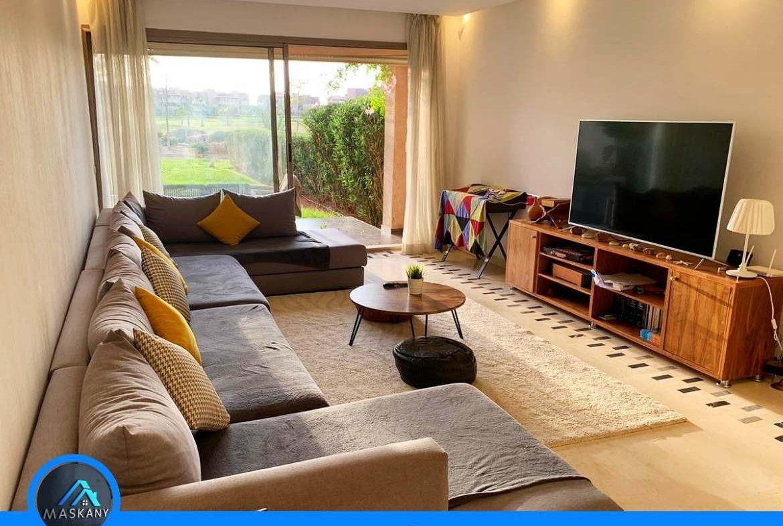 شقة في حي أكدال مراكش