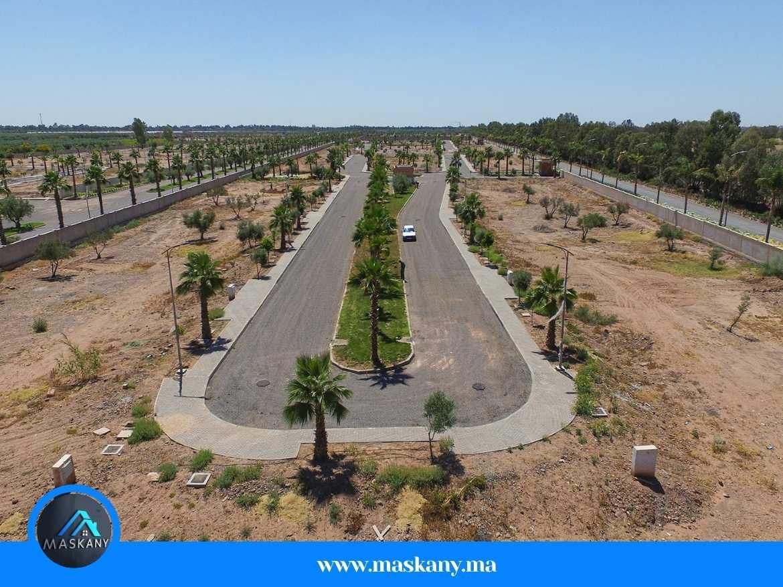 MYSK lots de terrain au cœur de Marrakech
