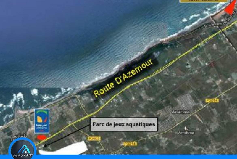LOTS DE Terrains R+3 zone immeuble darbouaza